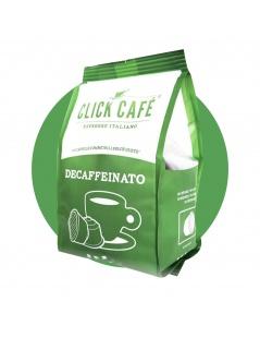 10 CAPSULE DECAFFEINATO DOLCE GUSTO CLICK CAFE'