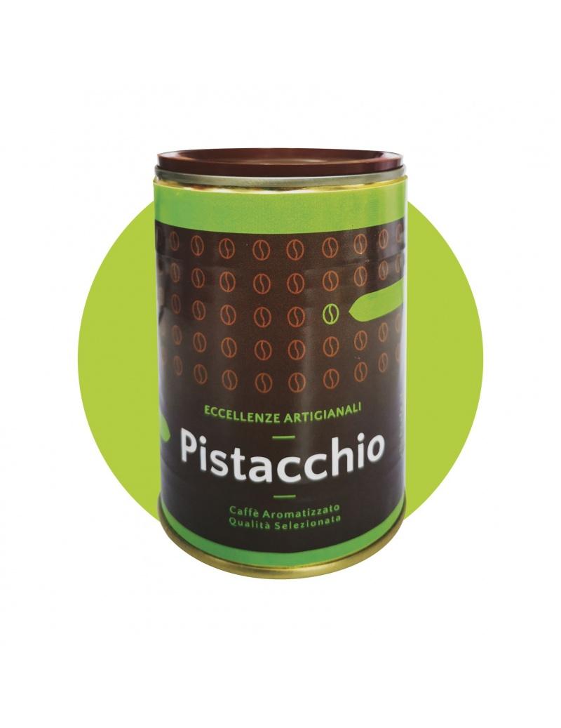 Caffè macinato al pistacchio barattolo
