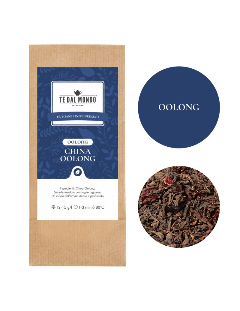 Tè Oolong Chia Oolong