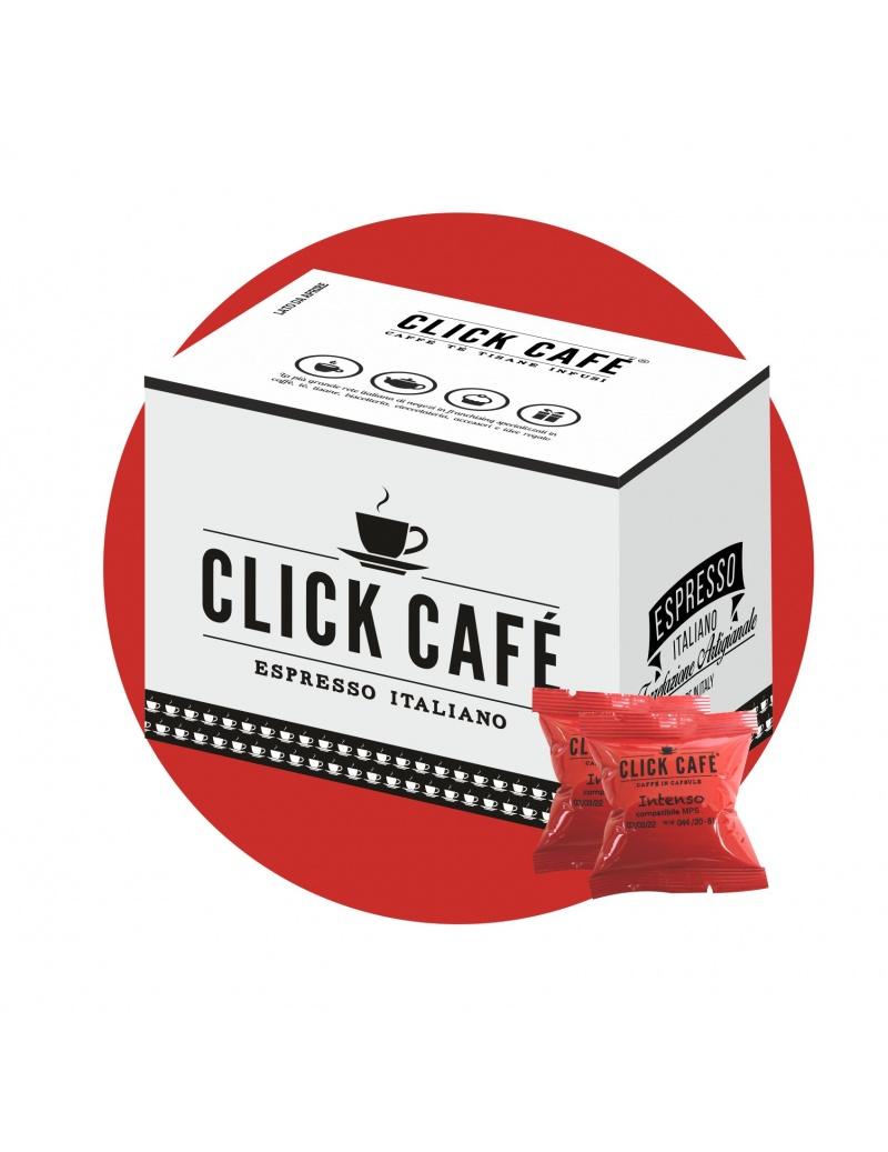 100 CAPSULE INTENSO FIORFIORE - LUI CLICK CAFÉ