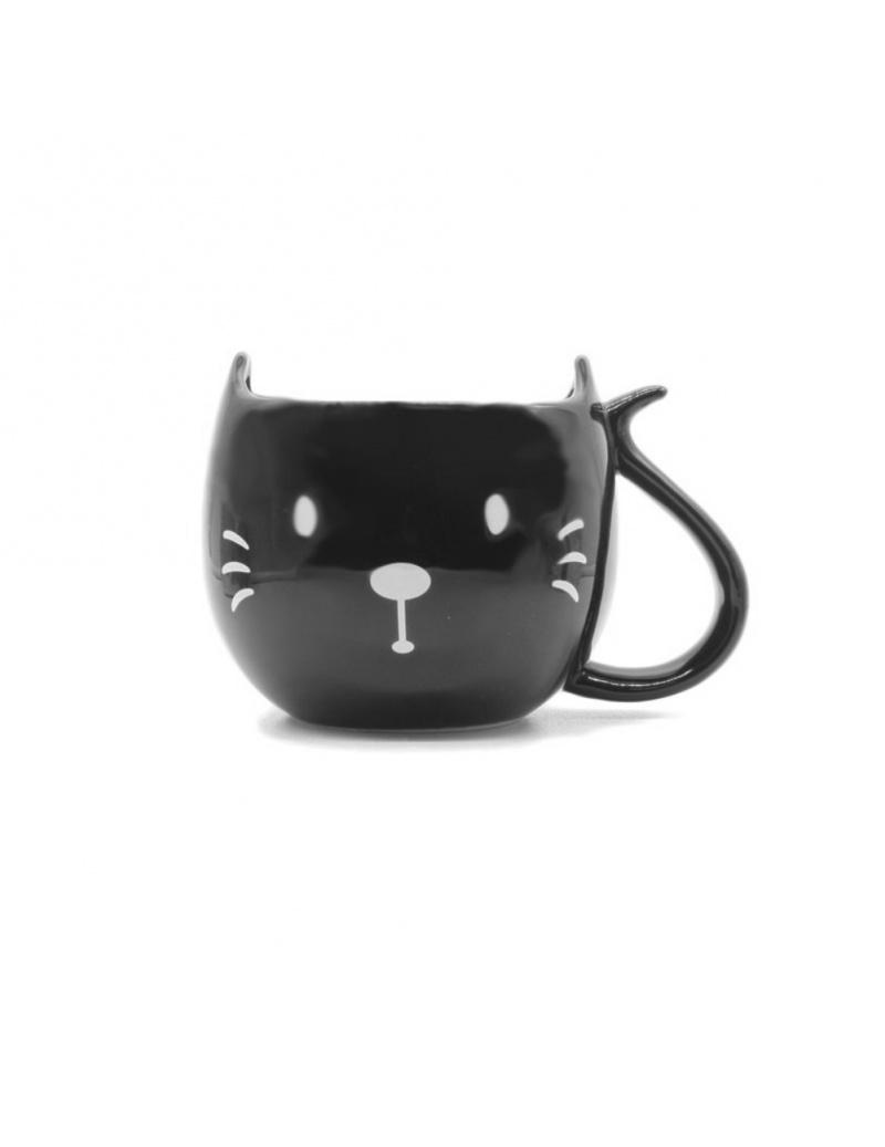 Tazza Gatto nero