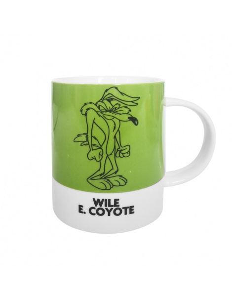 Mug Willy il Coyote