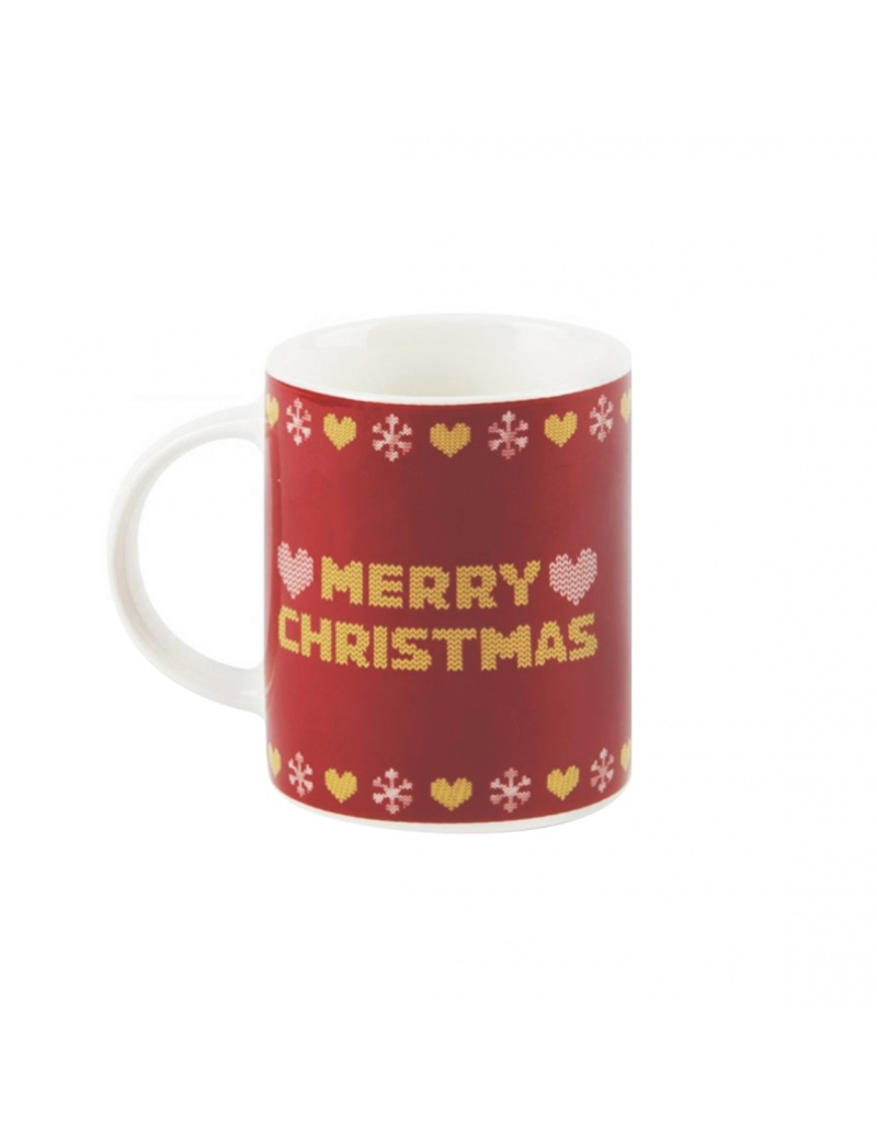 Mug natalizia snoopy