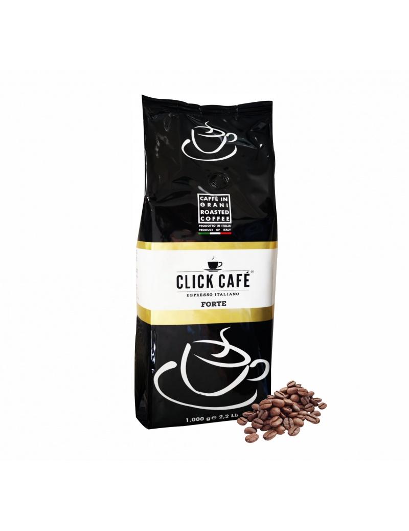 CAFFE' IN GRANI CLICK CAFE'MISCELA FORTE