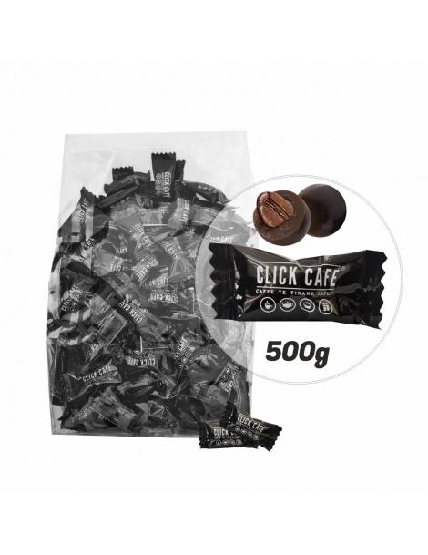 Chicco di caffè ricoperto di cioccolato 500 grammi