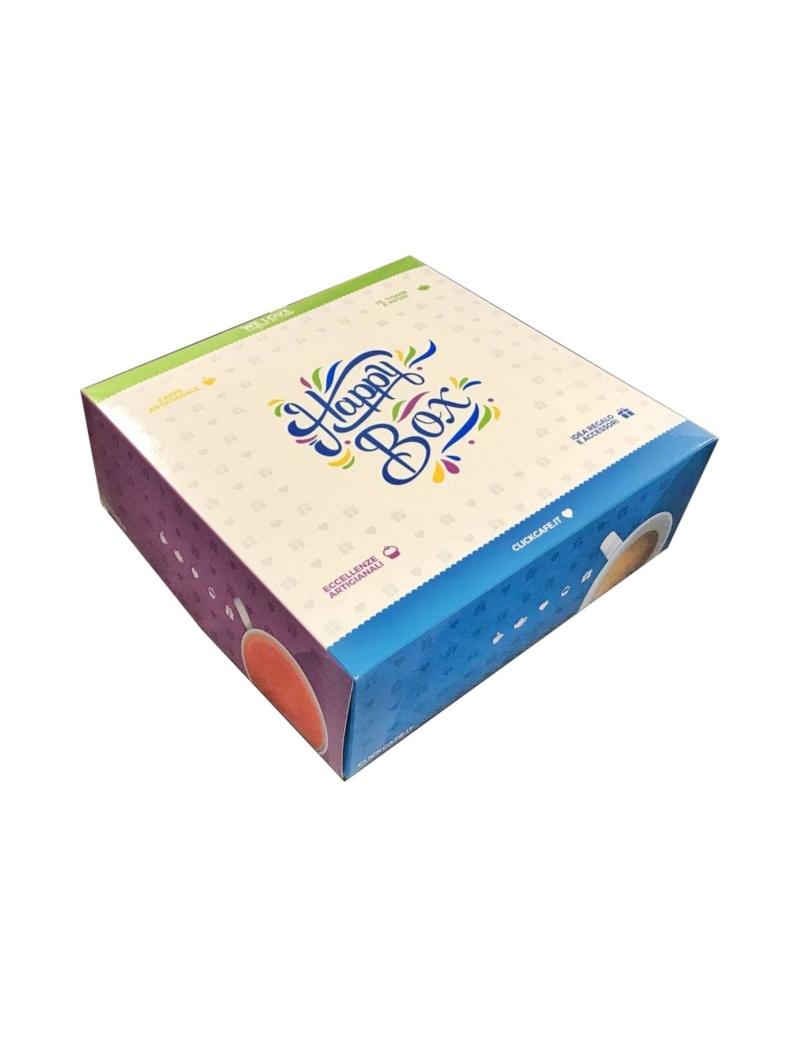 HAPPY BOX CLICK CAFE'...