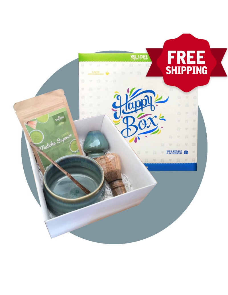 HAPPY BOX - MATCHA STYLE