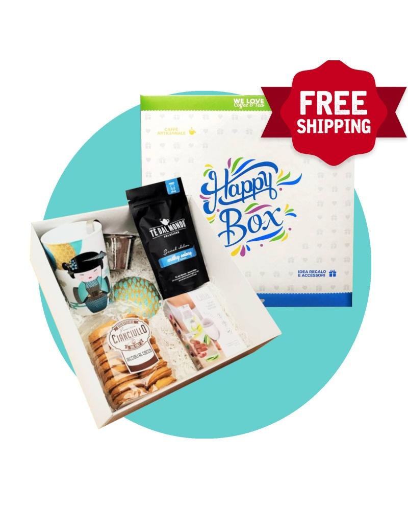 HAPPY BOX - LITTLE GEISHA