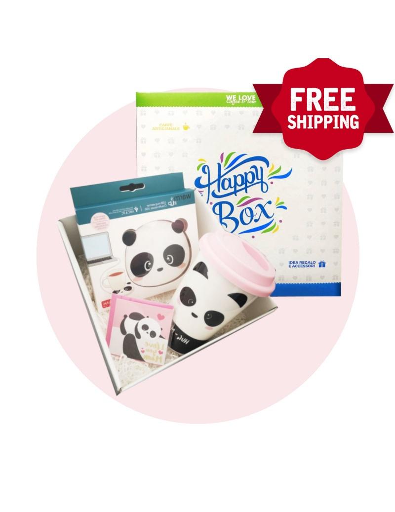 HAPPY BOX - PANDA