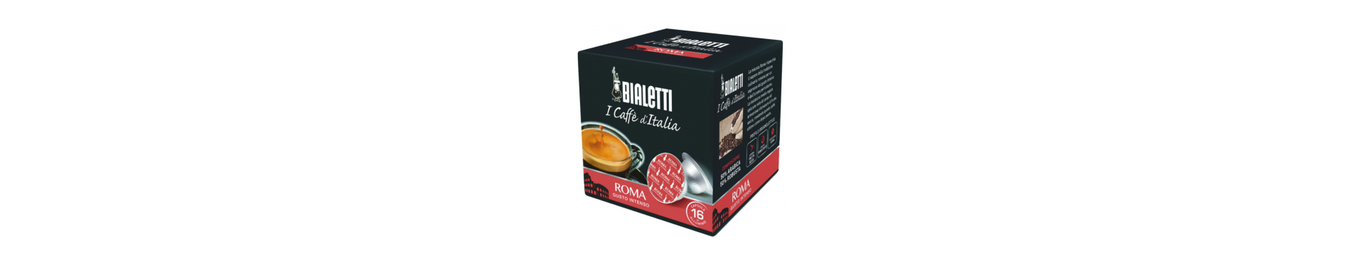 Capsule Bialetti originali